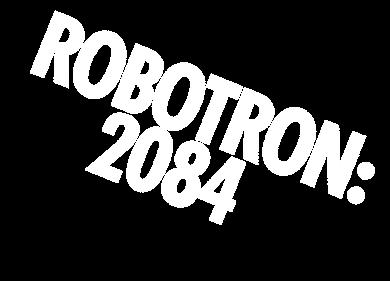 Robotron: 2084 - Clear Logo