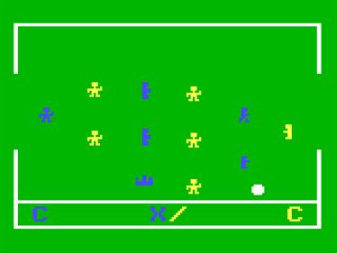Electronic Table Football - Screenshot - Gameplay