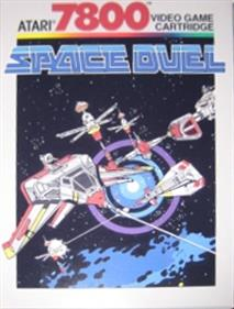 Space Duel - Box - Front