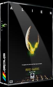 Alien - Box - 3D