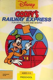 Goofy's Railway Express