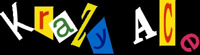 Krazy Ace Miniature Golf - Clear Logo