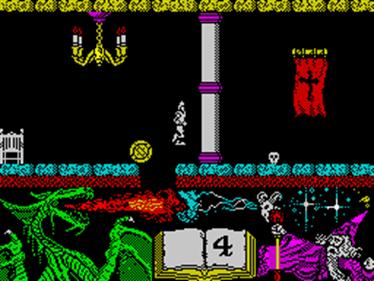 Nonamed - Screenshot - Gameplay