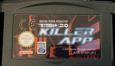 Tron 2.0: Killer App - Cart - Front