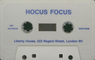 Hocus Focus - Cart - Front