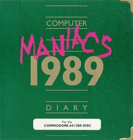 Computer Maniacs 1989 Diary