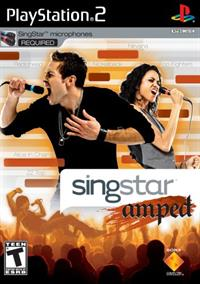 Singstar: Amped