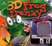 3D Frog Frenzy