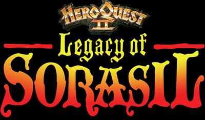 HeroQuest II: Legacy of Sorasil - Clear Logo