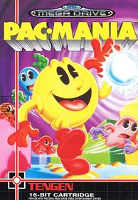 Pac-Mania - Box - Front