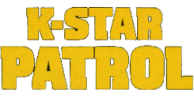 K-Star Patrol - Clear Logo