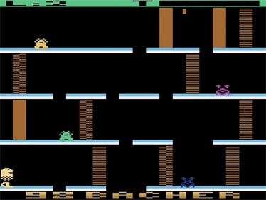 Alfred Challenge - Screenshot - Gameplay