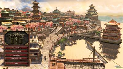 Age of Empires III: The Asian Dynasties - Fanart - Background