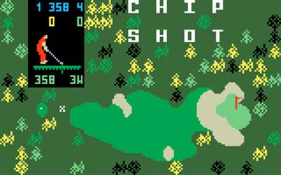 Chip Shot: Super Pro Golf - Screenshot - Game Title
