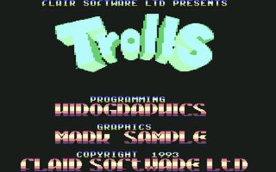 Trolls - Screenshot - Game Title