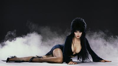 Elvira II - Fanart - Background