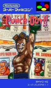 Super Punch-Out!! - Fanart - Box - Front