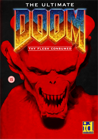 The Ultimate DOOM - Box - Front