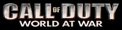 Call of Duty: World at War - Clear Logo
