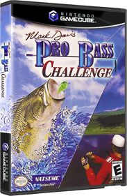 Mark Davis Pro Bass Challenge - Box - 3D