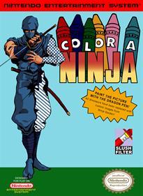 Color A Ninja
