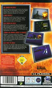 Battle Stations - Box - Back