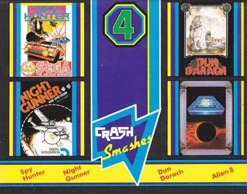 4 Crash Smashes