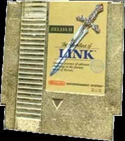 Zelda II: The Adventure of Link - Cart - 3D
