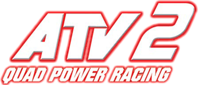 ATV Quad Power Racing 2 - Clear Logo