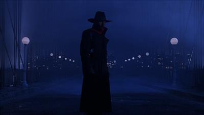 The Shadow - Fanart - Background