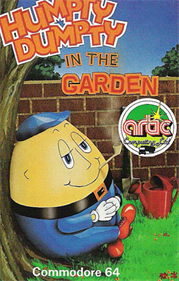Humpty Dumpty in the Garden