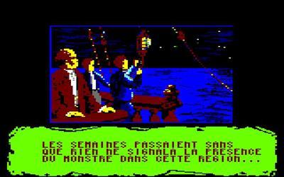 20 000 Lieues sous les mers - Screenshot - Gameplay