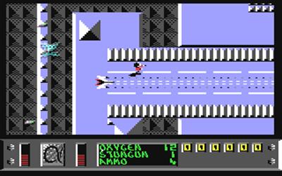 Parallax (Ocean Software) - Screenshot - Gameplay