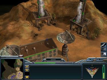 Command & Conquer: Generals: Zero Hour - Screenshot - Game Title