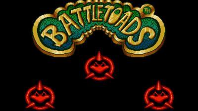 Battletoads - Fanart - Background