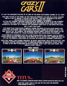 F40 Pursuit - Box - Back