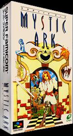 Mystic Ark - Box - 3D