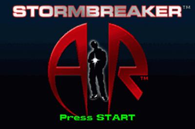 Alex Rider: Stormbreaker - Screenshot - Game Title