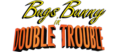 Bugs Bunny in Double Trouble - Clear Logo