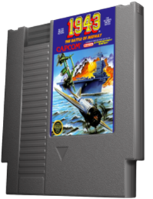 1943: The Battle of Midway - Cart - 3D