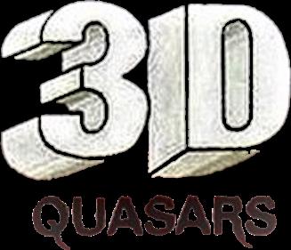 3D Quasars - Clear Logo