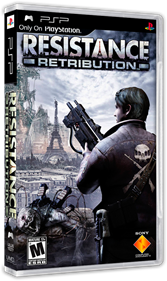 Resistance: Retribution - Box - 3D