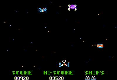 Alien Ambush - Screenshot - Gameplay