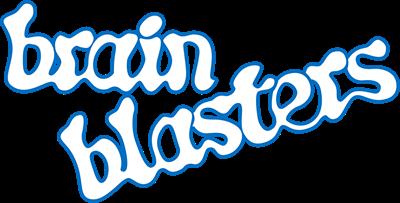 The Brain Blasters - Clear Logo