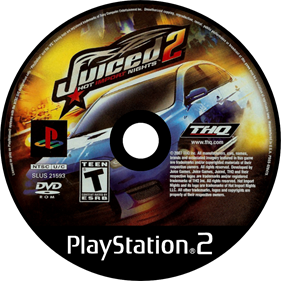 Juiced 2: Hot Import Nights - Disc