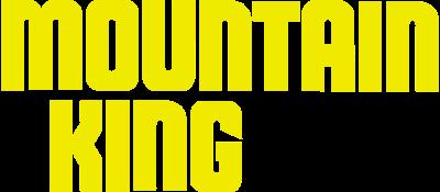 Mountain King - Clear Logo