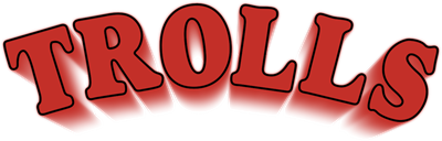 Trolls - Clear Logo