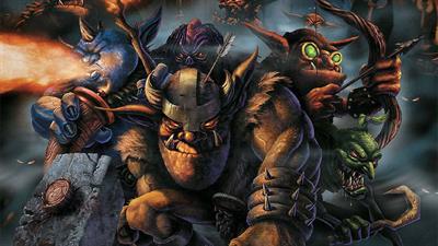 Goblin Commander: Unleash the Horde - Fanart - Background