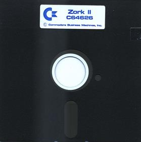 Zork II: The Wizard of Frobozz - Disc