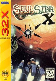 Soulstar X - Fanart - Box - Front